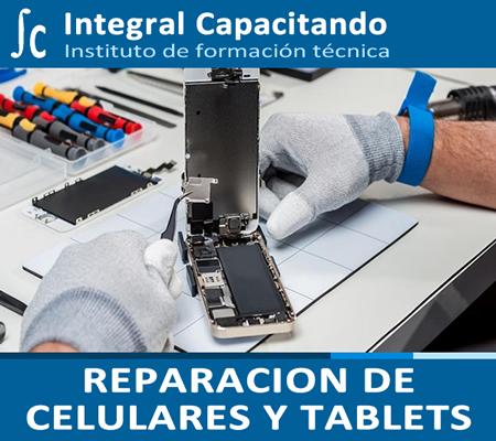 e9317f16844 Curso Reparacion de Celulares y Tablets - Integral Capacitando